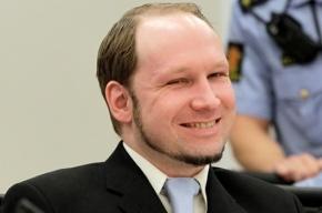 Брейвик смог отсудить у Норвегии 331 тысячу крон за бесчеловечное содержание в тюрьме