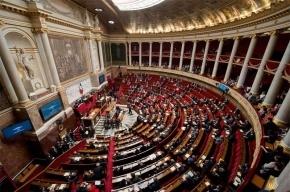 Парламент Франции выступил за отмену российских санкций
