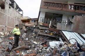 Число погибших при землетрясении в Эквадоре возросло до 233 человек
