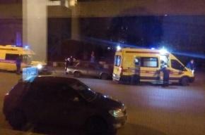 Очевидцы: Ребенка сбила машина на Нарвском проспекте