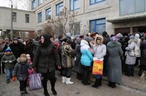 ООН прогнозирует массовый голод на Донбассе
