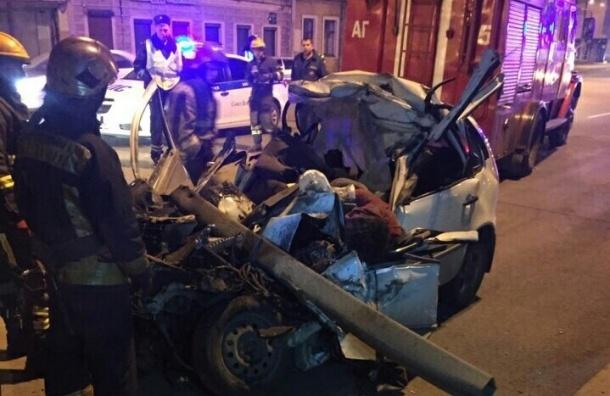 СМИ опубликовали подробности смертельной аварии на Обводном