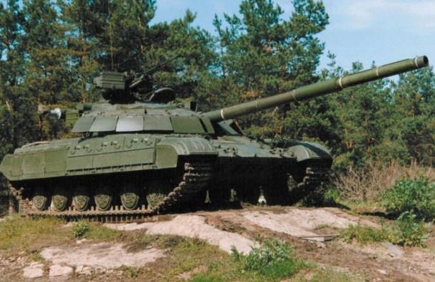 Украинские военные незаконно продали в Конго 25 танков