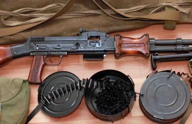Ручные пулеметы поступят на вооружение полиции