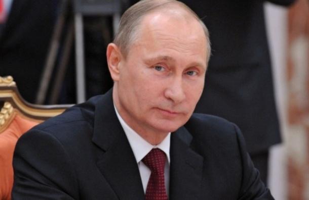 Россияне назвали самые удачные решения Путина в 2015 году