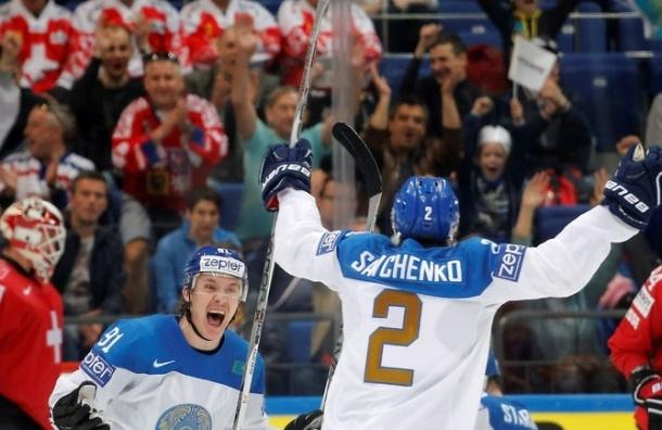 ЧМ-2016: Латвия сдерживает Чехию, первая победа Казахстана и другие матчи субботы