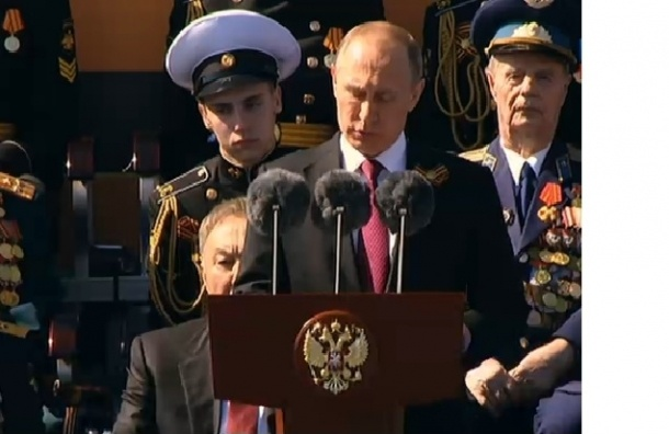 Путин напомнил о 75-летии начала Великой Отечественной войны