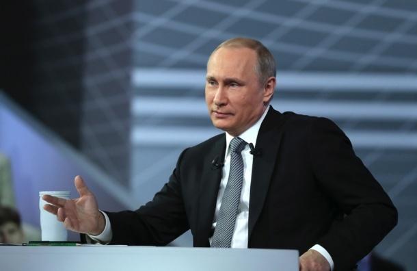 Путин рассказал о проблемах во время операции в Сирии