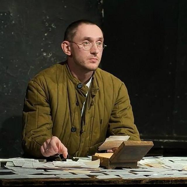 Борис Павлович, Вятлаг