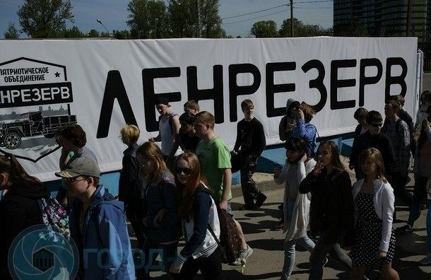 Полтавченко посетил выставку Ленрезерв
