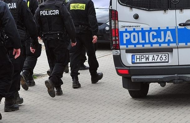 Взрыв произошел на автобусной остановке в Польше
