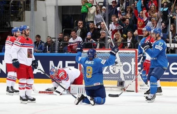 Пятница 13 принесла победу четырем странам в ЧМ по хоккею 2016