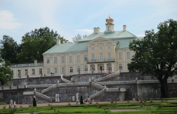 Большой Меншиковский дворец работает в штатном режиме
