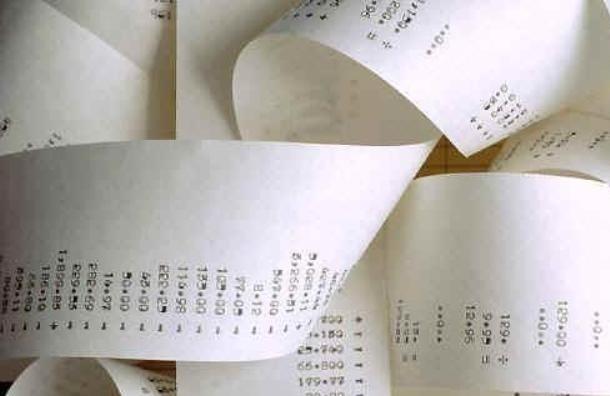 Средний чек петербуржца в апреле похудел на 3,2