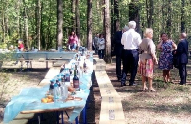 Депутаты отрицают, что провели пикник 9 мая