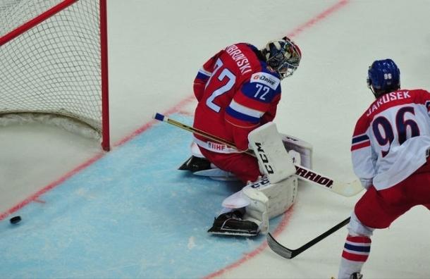 Сборная России начала чемпионат мира с поражения
