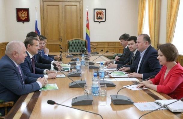 Сбербанк и Калининградская область обсудили перспективы сотрудничества