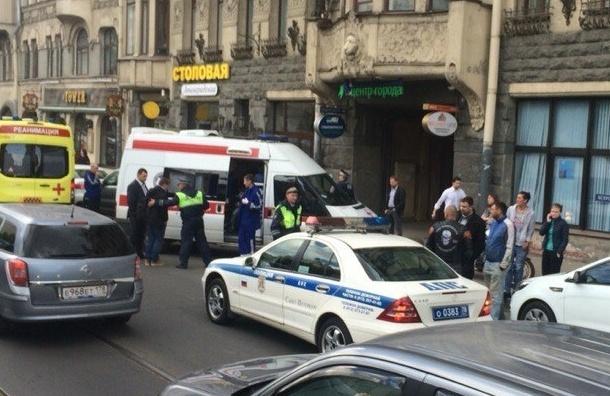 Молодая мать с ребенком попала под машину на Куйбышева
