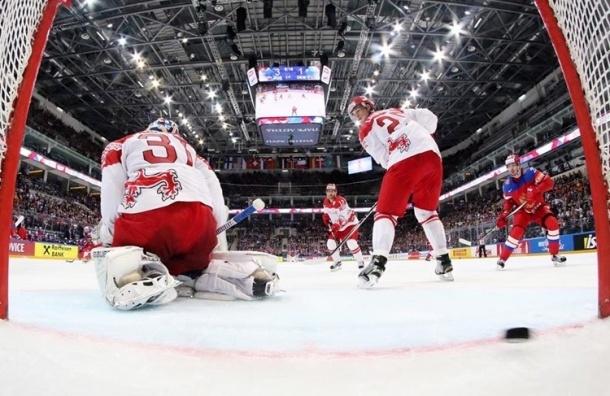 Седьмой день ЧМ по хоккею принес ошеломительную победу России