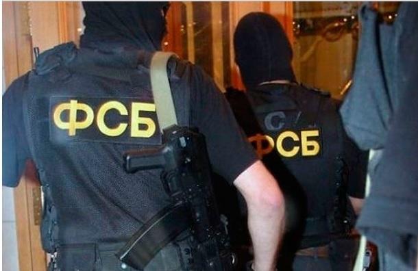 Эстонского шпиона задержали сотрудники ФСБ