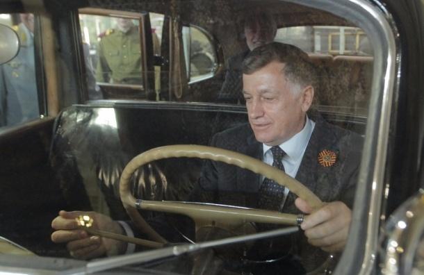 Макаров просит Медведева передать Теплосети под контроль Петербурга
