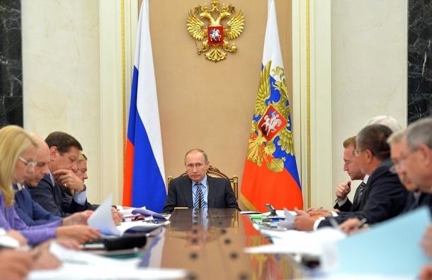 Путин просит искать новые источники роста российской экономики