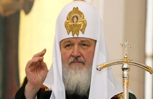 Патриарх Кирилл призвал украинские власти не лезть в церковные дела