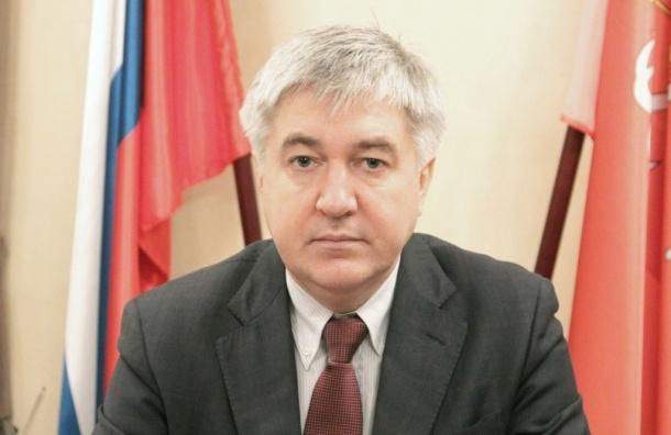 ЦИК рекомендовал Панкевича на должность главы петербургского Горизбиркома