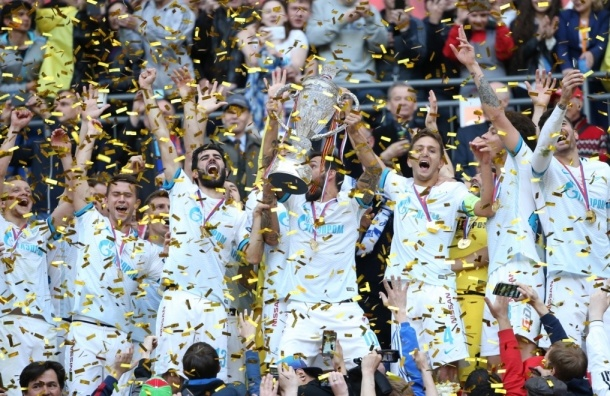 Кубок России по футболу выставят на баскетбольном матче