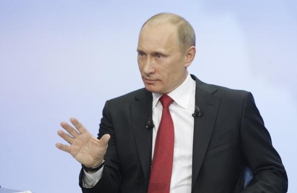 Путин будет проверять майские указы в понедельник