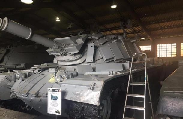 Путин вернул захваченный сирийскими войсками израильский танк