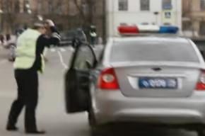 МВД: как в клипе «В Питере – пить» появилась служебная машина ГИБДД?