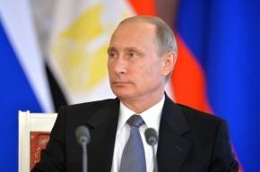 Путин отказался поздравлять президентов Грузии и Украины с Днем Победы