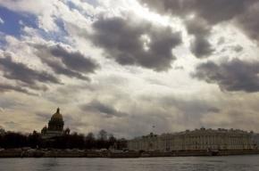 Штормовое предупреждение объявлено в Петербурге 26 мая