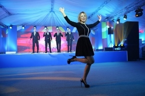 Захарова станцевала «Калинку» на саммите Россия-АСЕАН