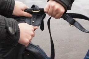 Грабители женщин задержаны в Кировском районе