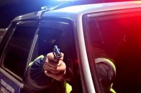 Погоня со стрельбой и попыткой сбить инспектора произошла в Ленобласти