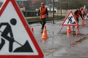 Дунайский проспект начнут ремонтировать с 19 мая