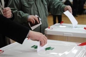 Досрочное голосование на муниципальных выборах отменено