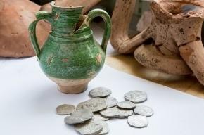 Древний клад нашли на стройке крымского моста
