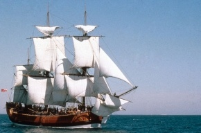 Обнаружены останки корабля Джеймса Кука