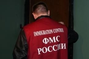 Сотрудники ФМС задержали больше 20 мигрантов на «Зенит-Арене»