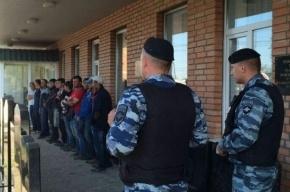 Более 90 человек задержаны после драки на Хованском кладбище