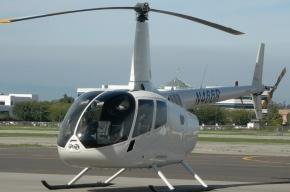 Жители Москвы разбились на вертолете в Ленобласти