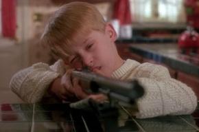 Маленький мальчик отбил от грабителя родительский дом в США