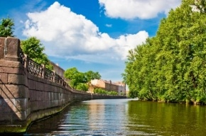 Май 2016 года в Петербурге самый теплый за 110 лет