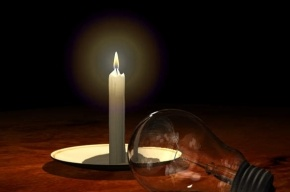 Массовые отключения электричества произошли в двух районах города