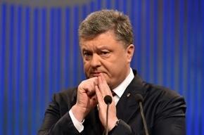 Порошенко готов вернуть Донбасс, но только мирным путем