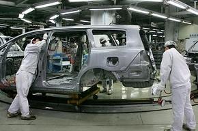 Спрос на петербургские автомобили упал в первом квартале 2016 года на 8%