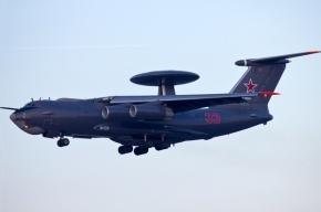 Российские военные представили новый радиолокационный самолет А-50У